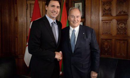 Trudeau / Aga Khan Pre-enquete 101